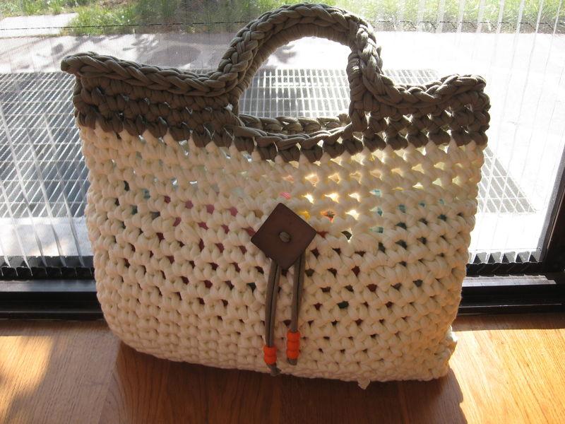 Modele Crochet Sac 13