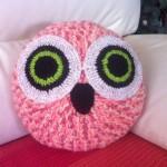 patron crochet lechuza