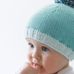patron crochet tuque bebe