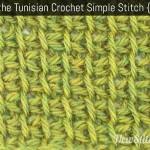 tuto crochet simple