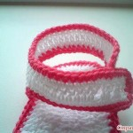 grille crochet tong