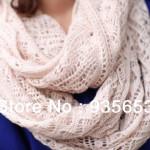 grille jacquard crochet