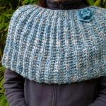 modele crochet chauffe epaule