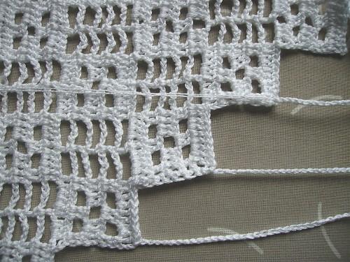 Modele crochet rideau gratuit 17 for Modele rideau