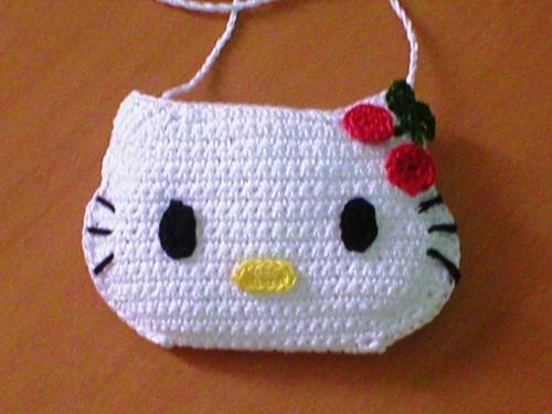 Modele crochet sac hello kitty - Modele hello kitty ...