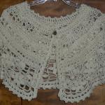 modele crochet short