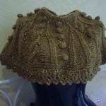 patron chauffe epaule crochet
