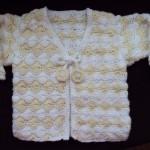 patron crochet fillette