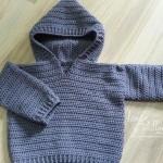 patron crochet jersey