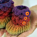 patron crochet pour bebe