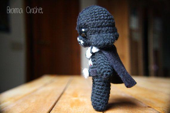 Amigurumi Star Wars Gratuit : Yoda amigurumi free crochet pattern tutorial but needs to be