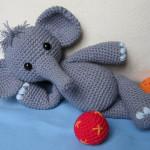 patron elephant crochet