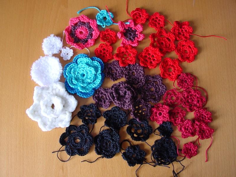 tuto fleur crochet facile modele gratuit tuto fleur crochet facile in november 2017. Black Bedroom Furniture Sets. Home Design Ideas