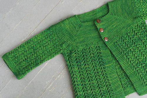 Bevorzugt tuto crochet gilet fillette (15) HL45