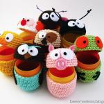tuto crochet oeuf kinder