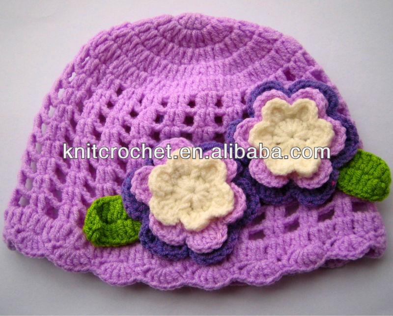 modele crochet chapeau (1)