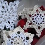 modele crochet etoile