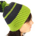 modele crochet facile bonnet