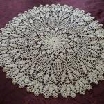 modele crochet rond