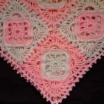 patron crochet afghan