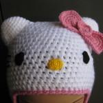 patron crochet hello kitty