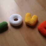 patron crochet letras