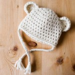 patron crochet ourson
