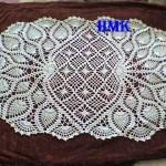 patron nappe ovale crochet