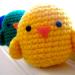 patron oiseau crochet