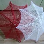 patron ombrelle crochet