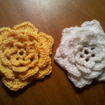 tuto crochet double bride