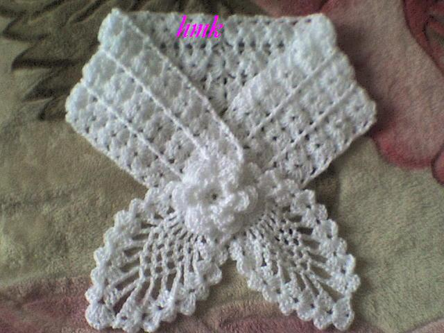 tuto crochet echarpe facile 5. Black Bedroom Furniture Sets. Home Design Ideas