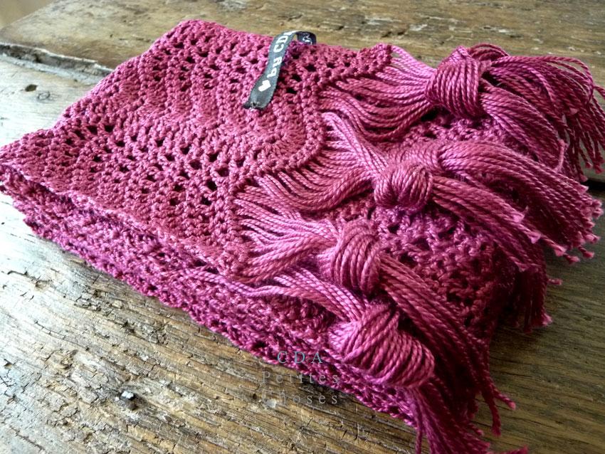 tuto crochet echarpe facile 6. Black Bedroom Furniture Sets. Home Design Ideas