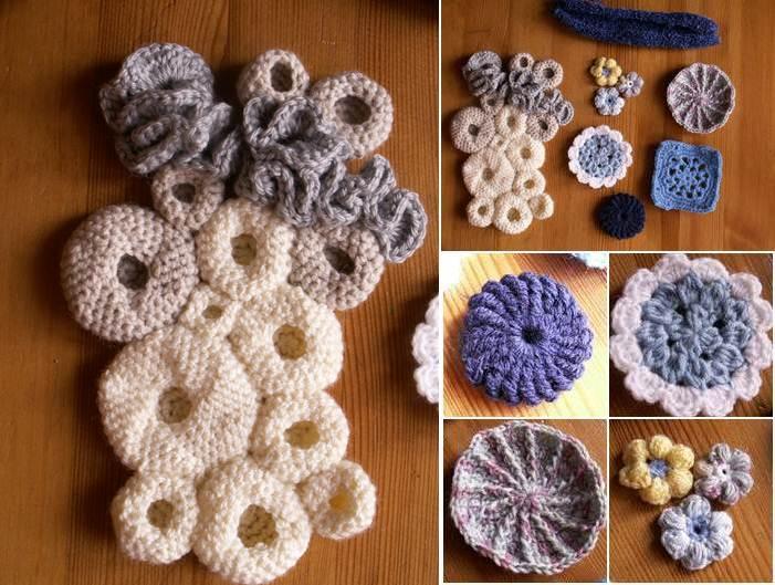 tuto crochet japonais. Black Bedroom Furniture Sets. Home Design Ideas