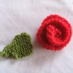 tuto crochet rose