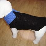 patron crochet chien