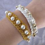 tuto crochet avec perles
