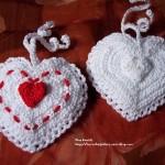 tuto crochet coeur