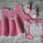 modele crochet bebe gratuit