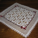 modele crochet nappe gratuit