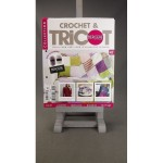 tricot crochet broderie