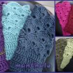 modele crochet drops