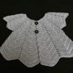 modele crochet layette gratuit