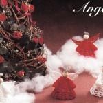 patron d'ange au crochet
