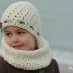 modele crochet hiver