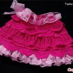 modele jupe crochet gratuit