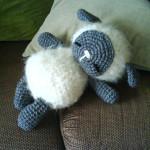 patron crochet oveja