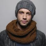 tuto crochet bonnet homme