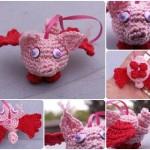 tuto crochet dragon