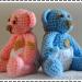 tuto crochet ourson